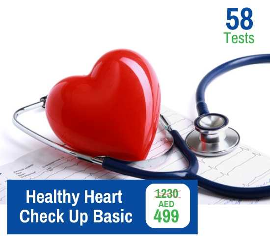 Health check up for Health condition